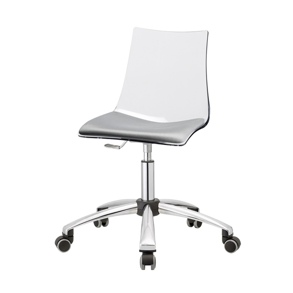 SCAB DESIGN - Zebra Antishock With Castors With Cushion